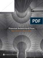 Fall 2018 Princeton Architectural Press Catalog