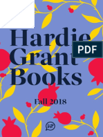 Fall 2018 Hardie Grant Catalog
