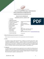 Spa - Administracion de La Producción 2018 - i