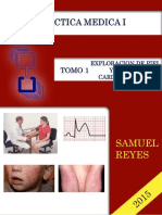 Practica Medica I Unidad I Exploracion de Piel y Cardiovascular