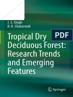 Tropical Dry Deciduous Forest
