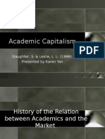 Reference_Academic Capitalism