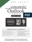 Oakland County 2018-2020 Economic Outlook