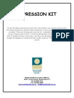 Depression Kit