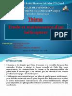 Etude et maintenance d'un hélicoptère.ppt