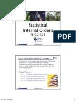 IO Statistical