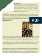 Las Vanguardias Artisticas. Carta de Atenas Docx