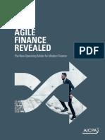 Agile Finance Revealed Report 3654538