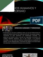 Derechos Humanos y Terrrorismo