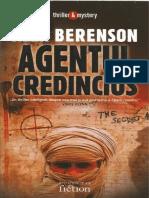 Alex Berenson - Agentul credincios.docx