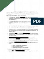 Jamison Complaint Letter