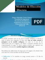 Capitulo 4 Modelos de Elección Discreta Parte 4