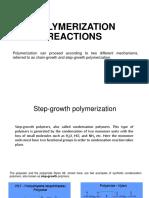 D6-POLYMERIZATIONREACTIONS