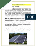 Energia Solar Fotovoltaica Modulo 2