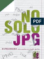 No Solo JPEG