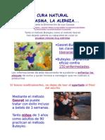 Cura Natural Asma Alergia