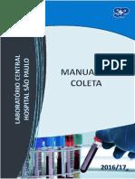 Manual de Coleta de Material Biologico 2016-2017