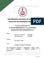 Practica Plan de Emergencias y Flujogramas