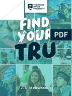 Brochure Tru University 2017-2018