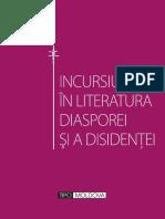 Incursiuni in Literatura Diasporei