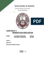 Informe 2 Física 2
