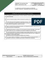 Procedimiento de Elaboracion de Alimentos Produccion IA-PEAP-00