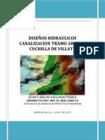 Arroyo Cuchilla de Villate Grupo Ad