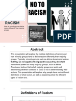 racism definitional argument- eng 102