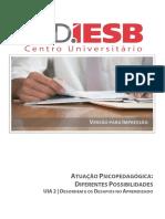 Processamento Auditivo - Estudo de Caso
