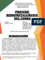 hidrometalurgia cobre FINAL.pptx