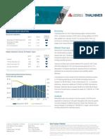 Fredericksburg Americas Alliance MarketBeat Industrial Q12018