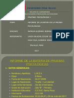 Diapositivas Sustentar caso