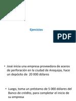 EJERCICIOS MINADO SUBTERRANEO