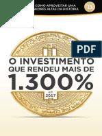 o Investimento Que Rendeu Mais de 1300 Em 2017