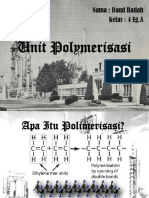 Unit Polymerisasi