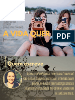 MediaKit A Vida Quer (atualizado em Abril de 2018)