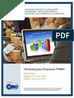 """Marketing para empresas PYMES"""""""