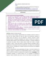 Modelo de Acta Constitutiva de Un Sindicato