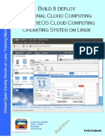 Build Deploy Desktop Personal Cloud Using EyeOS Cloud Computing Operating System on Linux v1 0