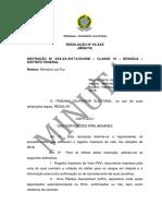 Tse Prestacao de Contas Audiencia Publica Voto Impresso Rc