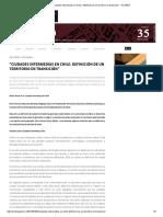 """""""Ciudades Intermedias en Chile_ Definición de Un Territorio en Transición"""" – PLANEO"""