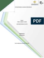 Proyecto Viloencia Intrafamiliar en Funza