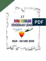 RPH 17 .... 2018 Kenderaan Udara