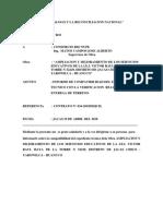 Informe de Compatibilidad Con El Terreno
