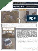 Perris homicide flyer