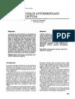 Aprendizaje autorregulado de la lectura .pdf