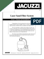 Jacuzzi Filter LS