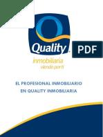 El Profesional Inmobiliario en QUALITY