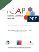 ICAP, Versión Chilena