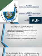 TECNOLOGIA DEL GAS Y PETROLEO